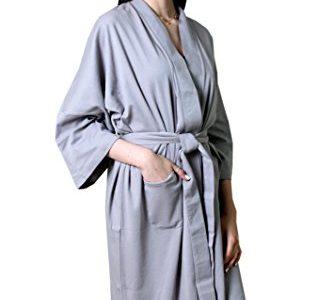 9c87fdc63c Best Organic Cotton Spa Robe